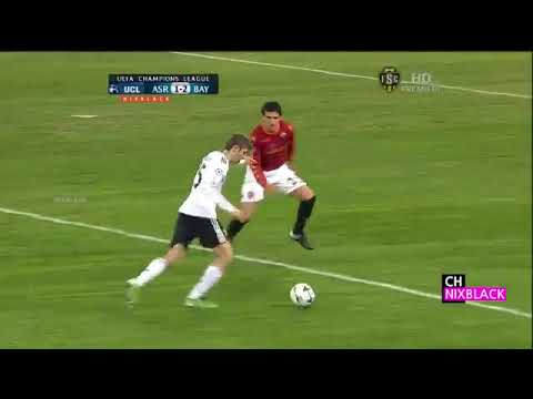 AS Roma 3 2 Bayern Munich 2010 UCL Group Stage Highlight English Commentary HD 720P
