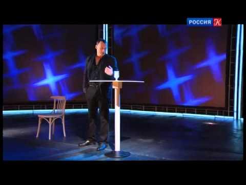 Анатолий Белый читает стихи Осипа Мандельштама, Бориса Пастернака и Иосифа Бродского 480p