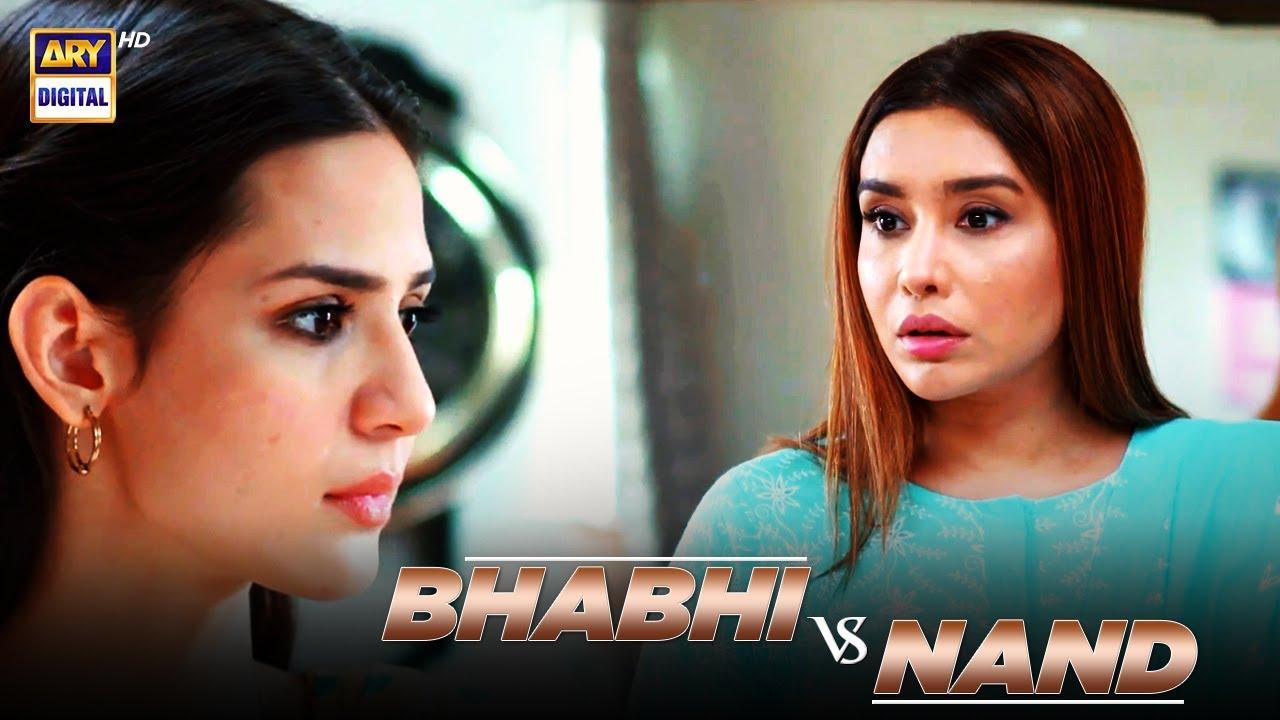 Bhabhi Vs Nand | Mujhay Vida Kar Episode | BEST SCENE | Madiha Imam | Muneeb Butt | Maria Khan |
