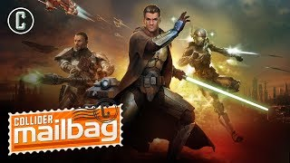 Should Favreau and Filoni Create a Knights of the Old Republic Series? - Mailbag