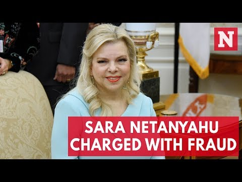 Sara Netanyahu Charged With Fraud For Ordering $96k Worth Of Meals