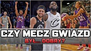 CZY WARTO BYŁO ZARWAĆ NOC DLA MECZU GWIAZD NBA?
