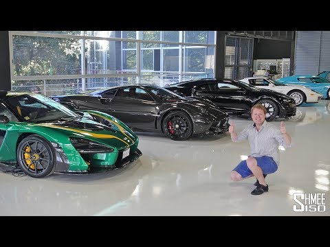 Mexico's Best SECRET Supercar Collection!