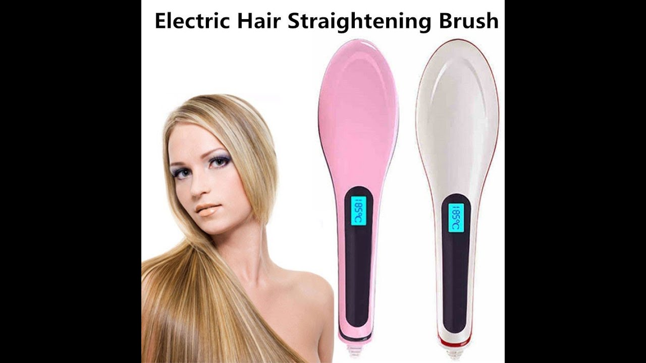 Electric Hair Brush Youtube