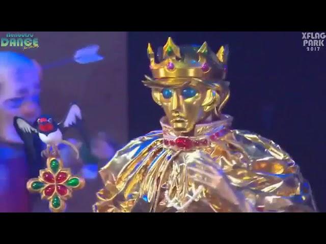 落武者&幸福の王子のNENBUTSU DANCE 〜4 Star Story〜【XFLAGPARK2017】