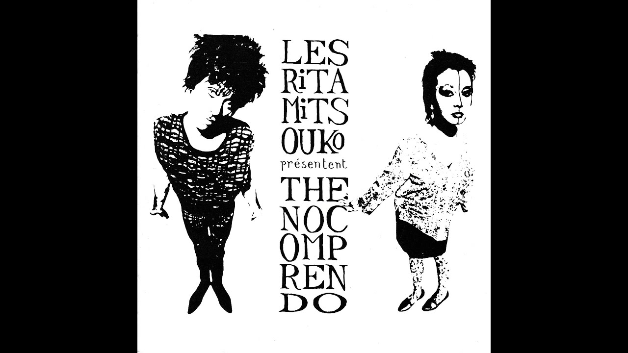 """Résultat de recherche d'images pour """"rita mitsouko the no comprendo"""""""