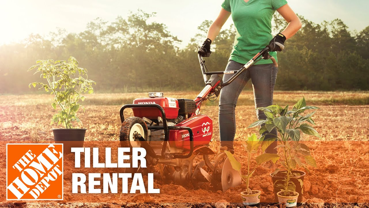 Tiller rental the home depot youtube - Renter s wallpaper home depot ...