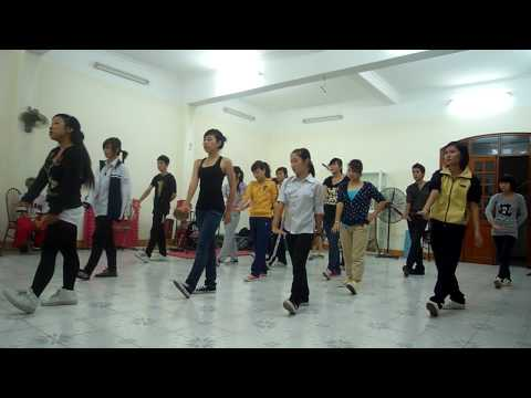 học hiphop dance