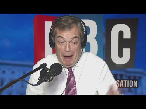 The Final Nigel Farage Show Of 2017: Is a return to Nationalism a bad thing? LBC - 21th Dec 2017