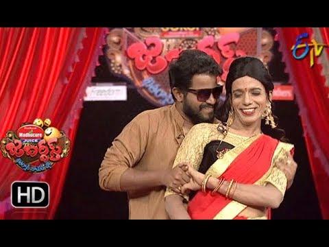 Hyper Aadi, Raising Raju Performance | Jabardasth | 24thMay 2018 | ETVTelugu