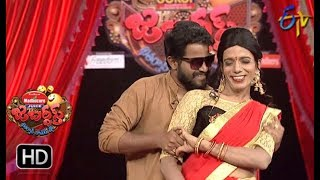 Hyper Aadi, Raising Raju Performance   Jabardasth   24th  May 2018   ETV  Telugu