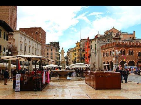Verona Italy 4K Video ..Best of Europe