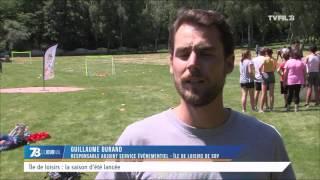 Île-des-Loisirs : la saison d'été est lancée