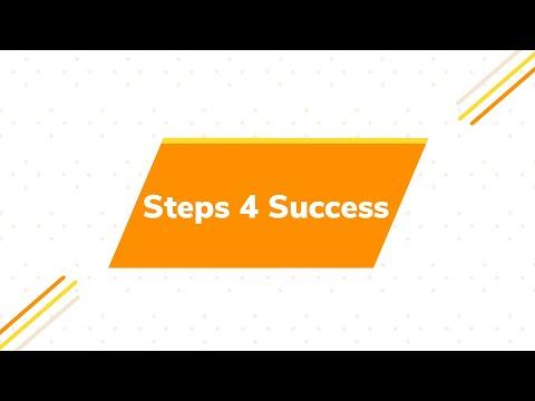 Steps 4 Success 2020