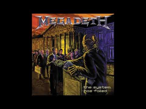 Megadeth - Tears in a vial (Lyrics in description)