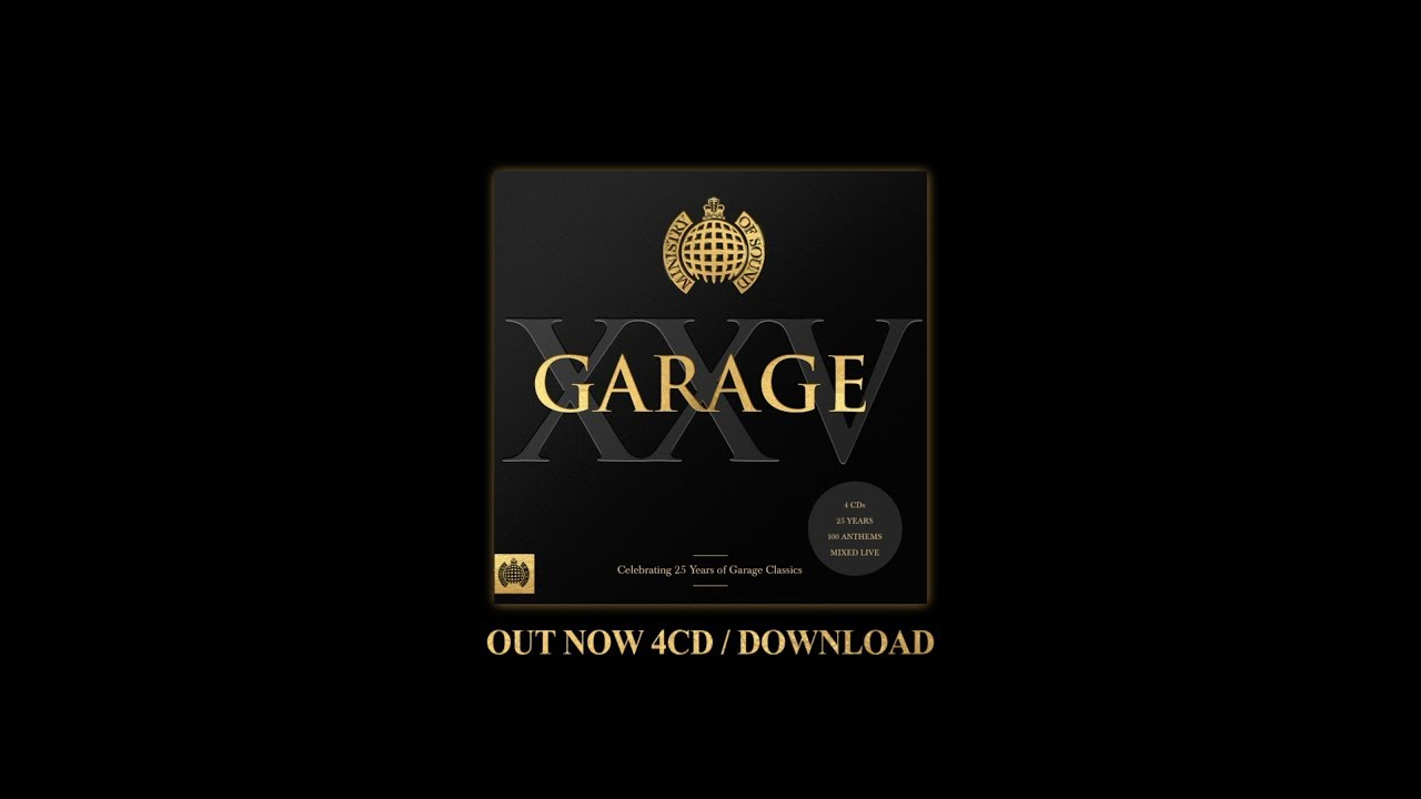 GARAGE XXV (ADVERT)