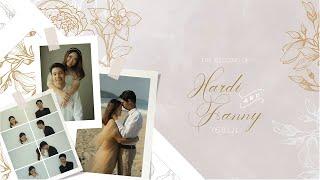 The Wedding of Hardi & Fanny