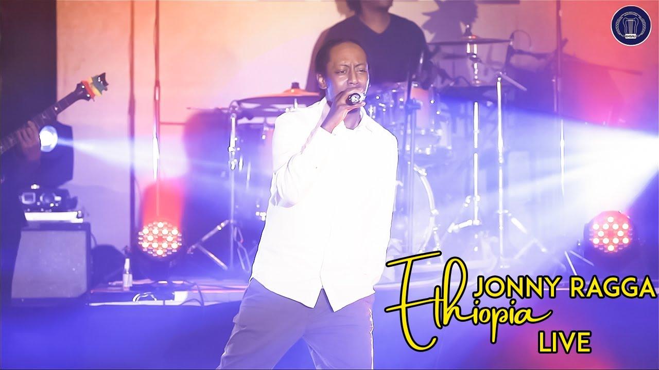 Jonny Ragga - Ethiopia - New Ethiopian Music 2020 - Live Nigat Concert