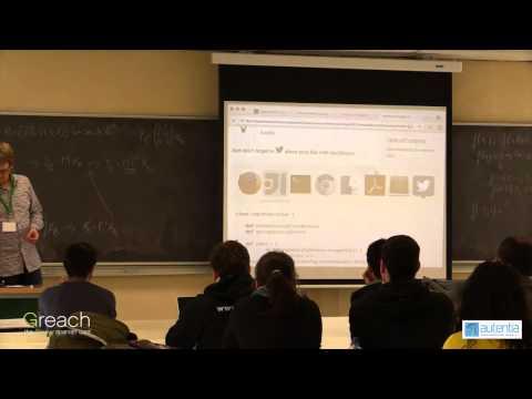 Greach 2015 - Documentation brought to life  Asciidoctor & Gradle by Markus Schlichting