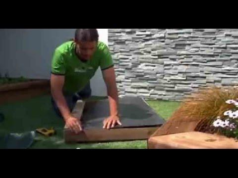 como hacer jardineras de madera