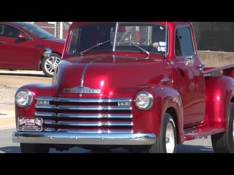 1953 Chevrolet 3100 Series Classic Pickup Truck