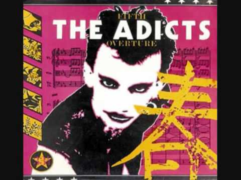 The Adicts - Champs Elysees