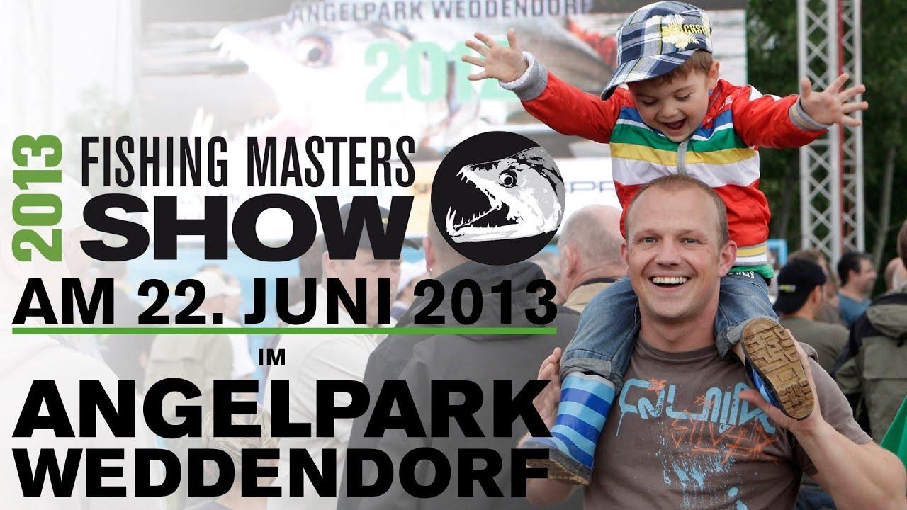 Fishing Masters 2013 am 22. Juni im Angelpark Weddendorf ...