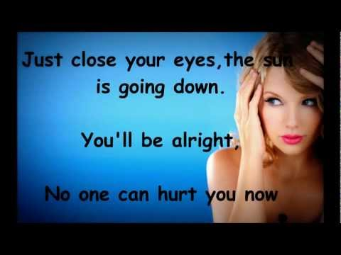 Safe and Sound Lyrics by Taylor Swift (with download link)