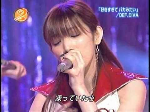 DEF  DIVA   Suki Sugite Baka Mitai Live 6
