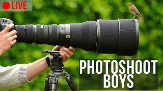 Live Photoshoot || All Style Boys Pose || HD Photography || Coochbehar Photography