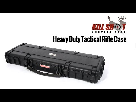 Best single rifle hard case