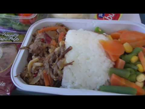 Air Vanuatu Economy B737-800 Port Vila-Sydney, Australia