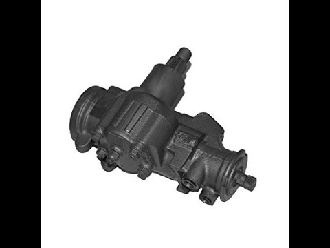 Detroit Axle - Complete Power Steering Gear Box Assembly - Lifetime Warranty - for Buick, Cadillac