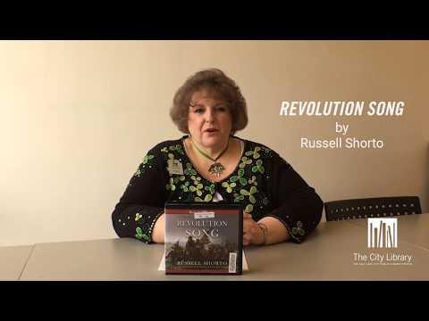 #SLCPLPicks Best of 2017 - Revolution Song by Russell Shorto
