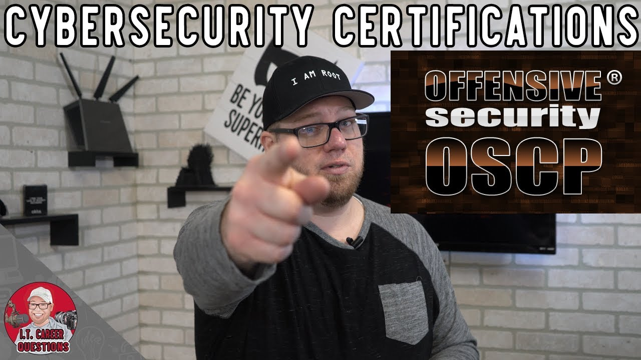 What is OSCP - Offensive Security Certified Professional Cybersecurity  Certification