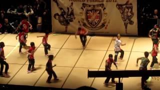 Opening act of UK BBoy World Champs - Jap Kids :)