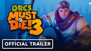 Orcs Must Die! 3 - Official Launch Trailer