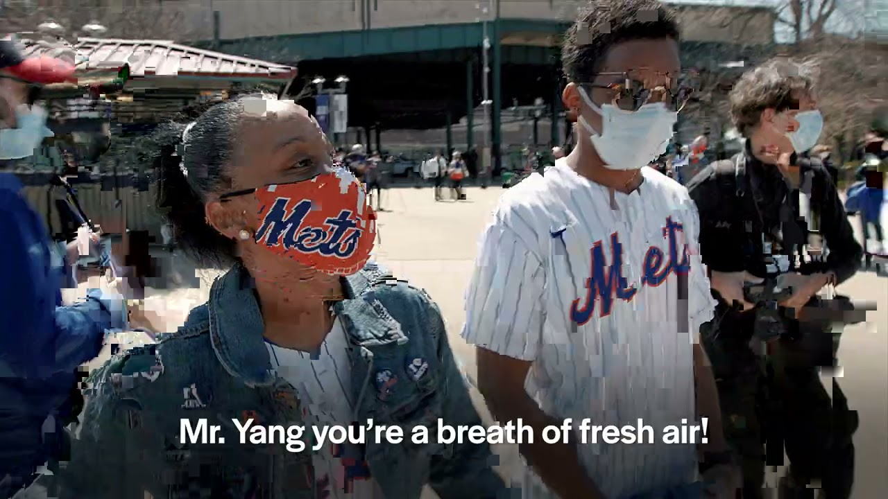 Mets Game | Conversations with New Yorkers | Andrew Yang