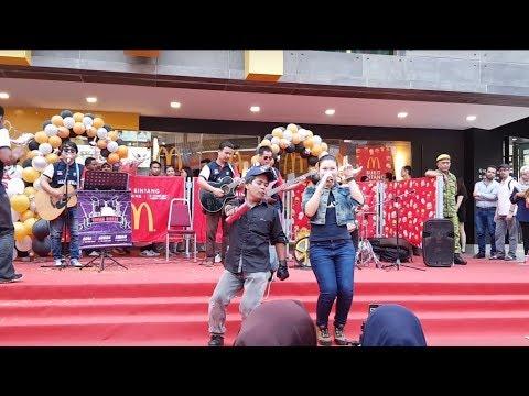 Jaran Goyang-Nurul Feat Redeem Buskers Cover Vita Alvia,goyang Sakan
