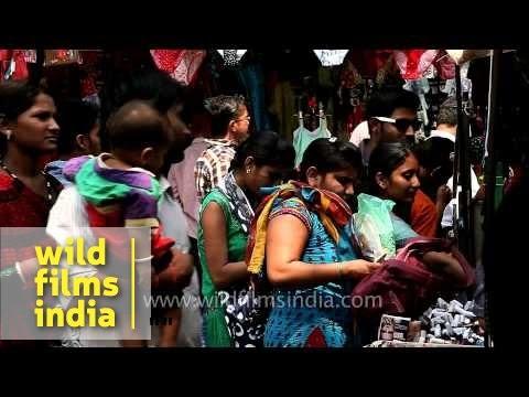 Visitors outside Shree Bala Tripura Sundri Mataji Temple in Gujarat