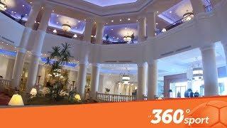 Le360.ma •خاص من القاهرة.. هذا فندق المنتخب المغربي في