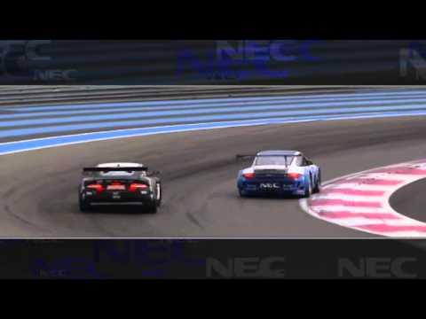 NEC PORSCHE 911 GT3R, FIA GT3 European Championship