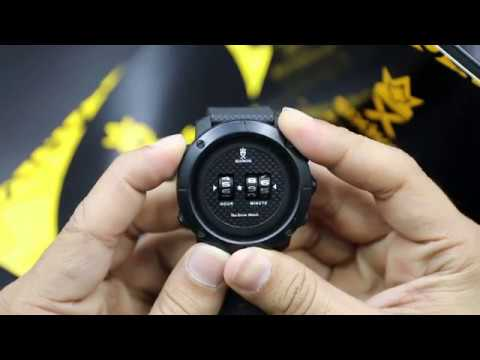 How To Adjust SIXKROS DRUMROLL WATCH