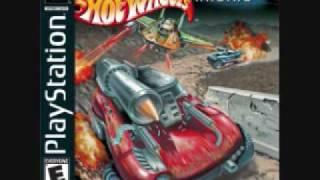 Hot Wheels Extreme Racing Music-Toxic Dump