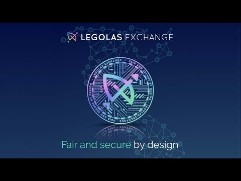 Legolas Exchange (LGO) ICO Review! Starts Feb 1st! U.S Investors Update!