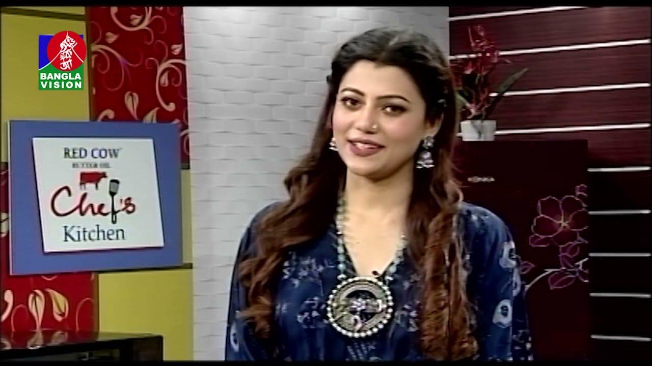 Chef's Kitchen | Hridy Hoq | Simon | Tanzika Amin | Subrata Dey | Ep 18 | Banglavision Program