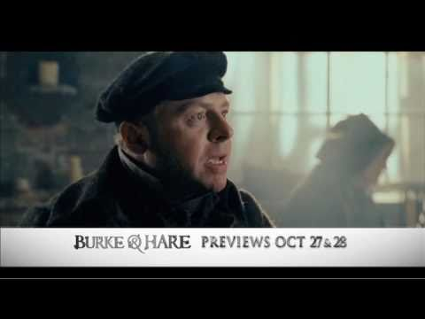 Burke & Hare - Previews 27th & 28th Oct - Cinemas Nationwide 29th Oct
