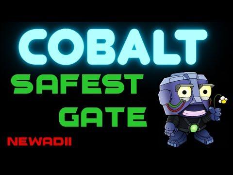 Cobalt Alpha - Safest Gate [Speed Run]