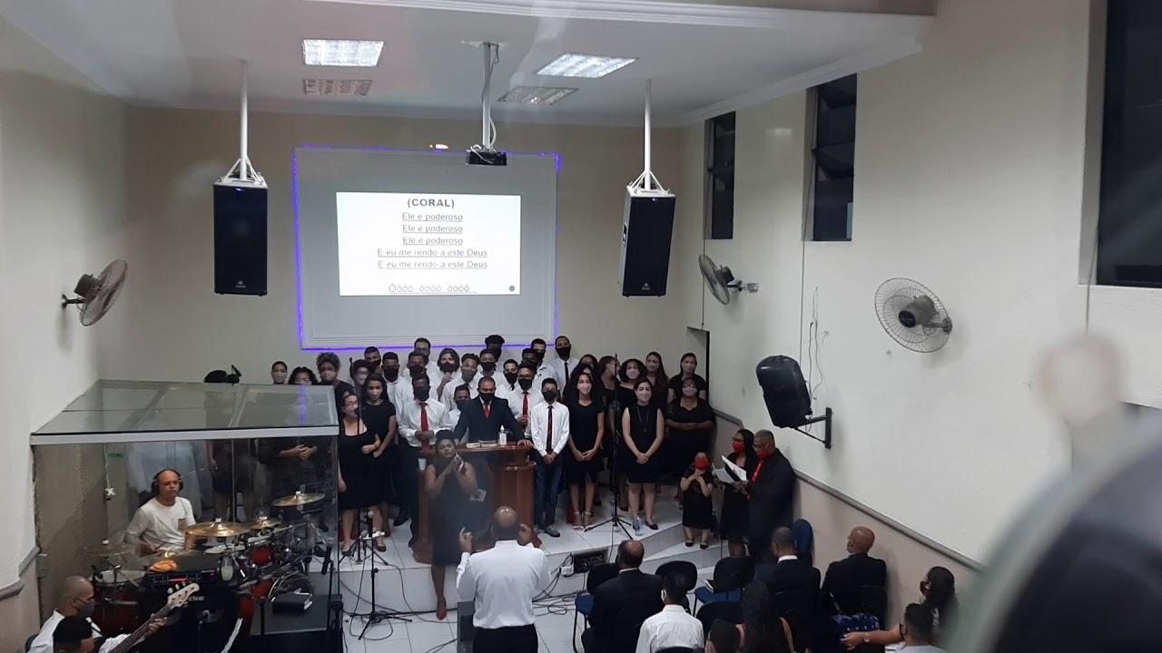 Download Coral Louvor em Ação Poderoso (part. Jessica Augusto) Coral Voice Soul