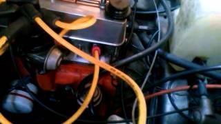 Motor 1.6  cht Ford belina ll